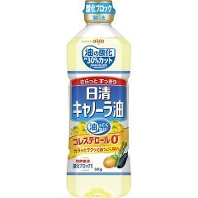 日清キャノーラ油(600g)[サラダ油・てんぷら油]