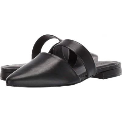 エイブル ABLE レディース スリッポン・フラット シューズ・靴 Joselyne Slide Black Nappa
