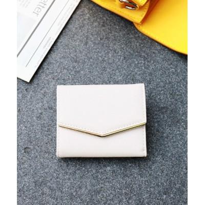 Fashion Letter / ミニ財布 シンプルミニウォレット WOMEN 財布/小物 > 財布
