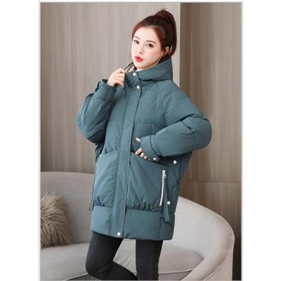 ブルゾン レディース ジャケット アウター ジャンパー 秋服 綿 レディースアウター 大きいサイズ 30代 40代 50代ファッション