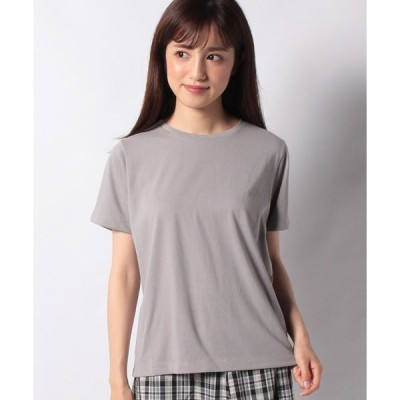 【コエ】きれいめクルーネックTシャツ