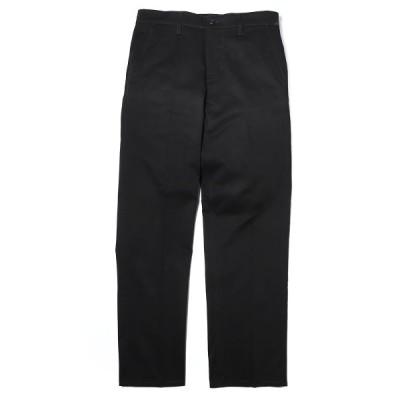 ヌーディージーンズ nudie jeans co コットンツイルパンツ LAZY LEO レイジーレオ レングス32 ブラック メンズ lazy-leo-120160