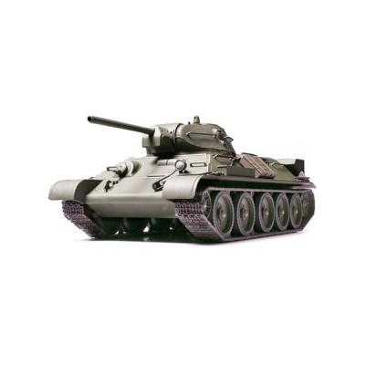 T34/76 1941年型 鋳造砲塔  タミヤ 1/48MM 32515 プラモデル