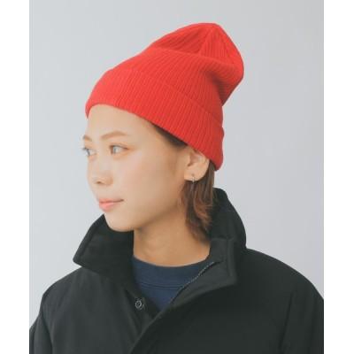 WAIPER / NEWHATTAN ニューハッタン 3071 COTTON KNITTED HAT ウォッチキャップ MEN 帽子 > ニットキャップ/ビーニー
