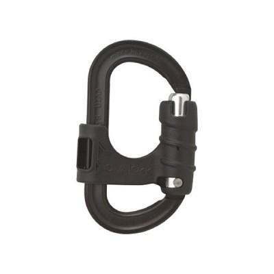 ALPIN OVALO BELAY バーロック 線径12.5mm 黒 KA65BK−X 1個 (お取寄せ品)