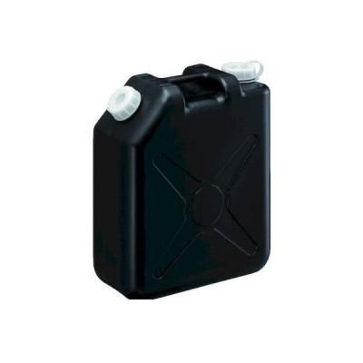 【在庫切れ】【納期未定】瑞穂 0207BK 扁平缶20Lブラックノズルなし