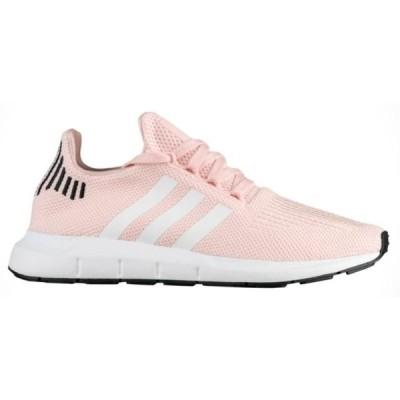 アディダス オリジナルス レディース スウィフトラン adidas Originals Swift Run ランニングシューズ Icey Pink/White/Black