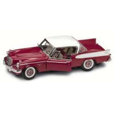 Road Signature 1:18 1958年モデル スチュードベイカー ゴールデンホーク