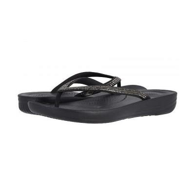FitFlop フィットフロップ レディース 女性用 シューズ 靴 サンダル Iqushion Sparkle - Black