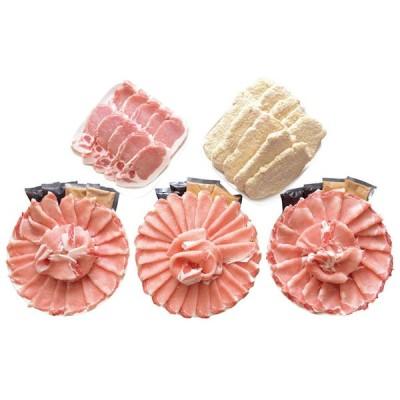 鹿児島県産黒豚ロース肉詰合せ