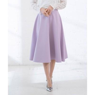スカート グログランサーキュラースカート