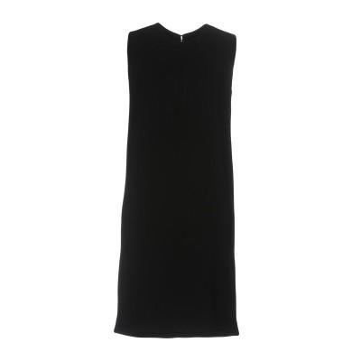VINCE. ミニワンピース&ドレス ブラック 2 ポリエステル 100% ミニワンピース&ドレス