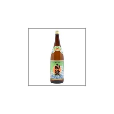 さつま 白波 25度 1.8L 1800ml 瓶 芋焼酎 薩摩酒造