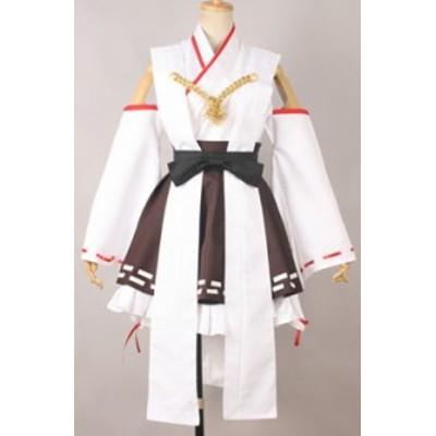 gargamel  艦隊これくしょん 榛名 コスプレ衣装w2232