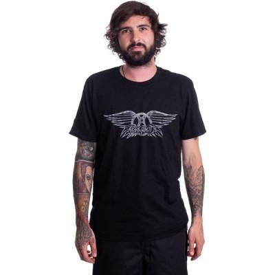 インペリコン Impericon メンズ Tシャツ トップス - Vtge Logo - T-Shirt black