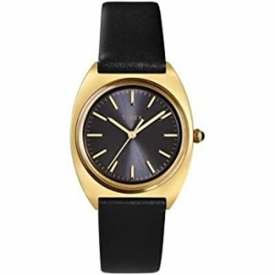 腕時計 Timex ドレスウォッチ (モデル: TW2T89800VQ)。
