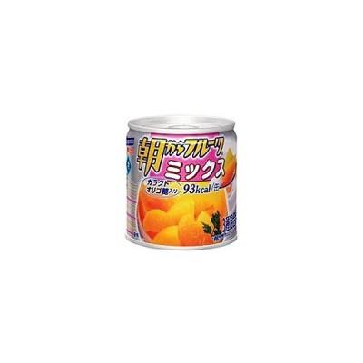 はごろも 朝からフルーツ ミックス 缶 190g
