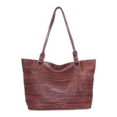 ニノボッシ レディース 財布 アクセサリー Kalia Tote (Women's) Brown Nubuck Leather