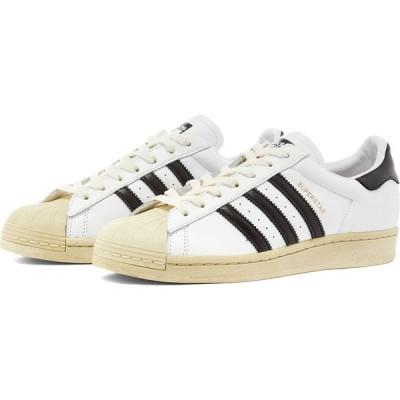 アディダス Adidas メンズ スニーカー シューズ・靴 Superstar White/Black/Blue