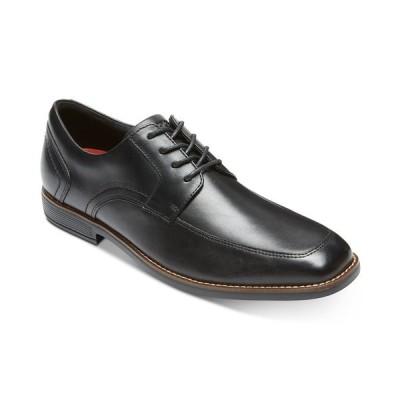 ロックポート サンダル シューズ メンズ Men's Slayter Apron-Toe Shoes Black