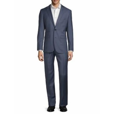 ヴィンス カミュート Men Clothing Classic Wool Suit