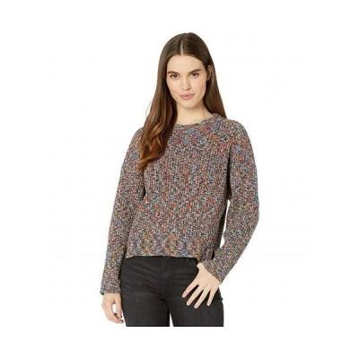 Parker パーカー レディース 女性用 ファッション セーター Wayne Sweater - Scattered Rainbow