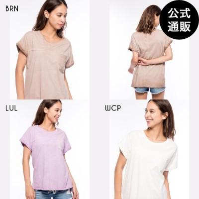 SALE 2021 ビラボン レディース  A DAYDREAM AWAY  DESIGN TEE ポケットTシャツ 2021年春夏モデル  全3色 M/L BILLABONG