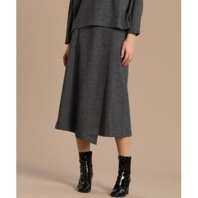 【スーペリアクローゼット/SUPERIOR CLOSET】 ウールジャージースカート