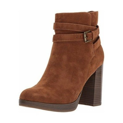 ブーツ インポートブランド レディース Topline Women's Righton Ankle Bootie Cognac 6.5 M US