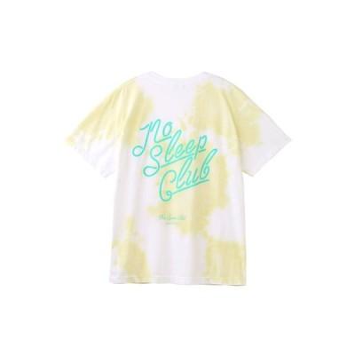 tシャツ Tシャツ NoSleepClub タイダイTシャツ