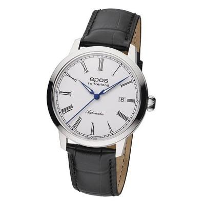 エポス オリジナーレ デイト 3432RWH 腕時計 メンズ 自動巻 epos Originale