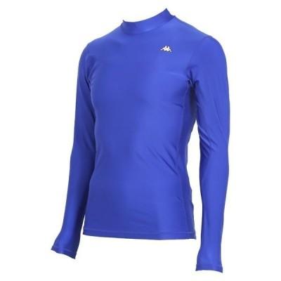 Kappa カッパ  ロングノースリーブコンプレッションシャツ KF412UT31 RB