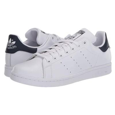 アディダス オリジナルス Stan Smith レディース スニーカー Footwear White/Footwear White/Collegiate Navy