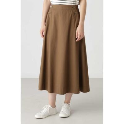 ◆ピーチコットンツイル・ハイクールスカート