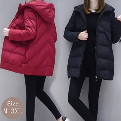 ジャケット 中綿ジャケット レディース コート ダウンコート アウター ゆったり 冬 防寒着 着痩せ 防寒服 2020 20代 30代 40代 50代