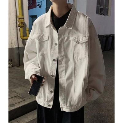 ジャケット メンズ デニム Gジャン デニムジャケット 秋服 カジュアル コート