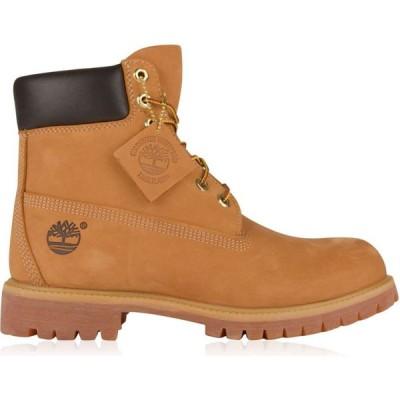 ティンバーランド Timberland メンズ ブーツ シューズ・靴 Inch Premium Boots Wheat