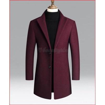 チェスターコート メンズ アウター コート トレンチコート ロングコート メンズ ビジネスコート おしゃれ 大きいサイズ 秋 冬 秋服 冬服