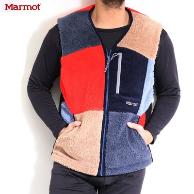Marmot(マーモット)フリース ベスト メンズ Marmot Sheep Fleece Vest TOMQJL41