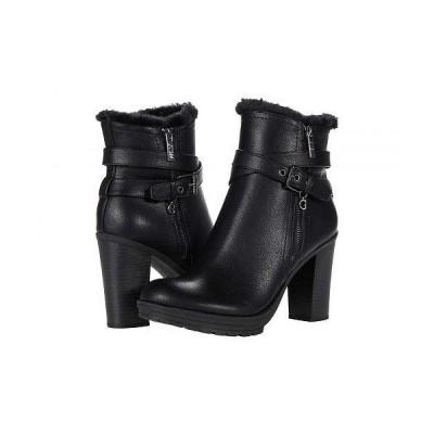 GUESS ゲス レディース 女性用 シューズ 靴 ブーツ アンクル ショートブーツ Kavin - Black 1