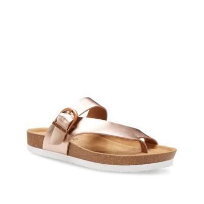 イーストランド レディース サンダル シューズ Eastland Women's Shauna Thong Sandals