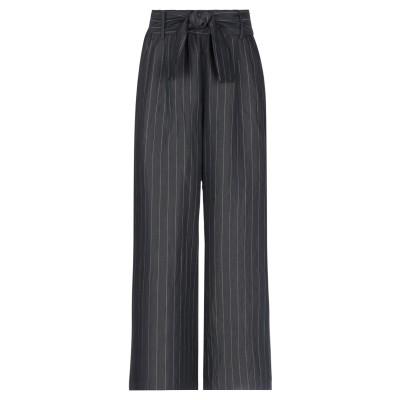 HANITA パンツ ブラック 44 レーヨン 88% / ポリエステル 12% パンツ