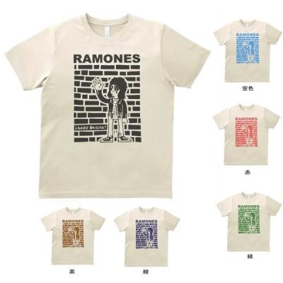 バンド ロック Tシャツ RAMONES サンド