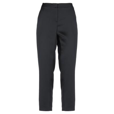 ツインセット シモーナ バルビエリ TWINSET パンツ ブラック 38 ポリエステル 100% パンツ