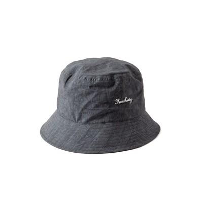 H.L.N.A / 【430】H-COL BUCKET HAT MEN 帽子 > ハット