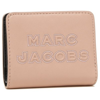マークジェイコブス 折財布 ミニ財布 アウトレット レディース MARC JACOBS M0015752 253 ベージュ