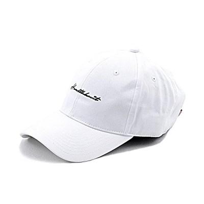 (ヘルスニット)Healthknit メンズ キャップ 帽子 ぼうし ツイル 刺繍 ロゴ プリント CAP コットン FREE(フリーサイズ) 01(