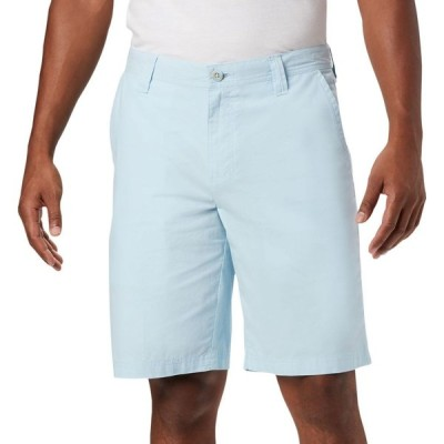 コロンビア Columbia メンズ ショートパンツ ボトムス・パンツ Washed Out Shorts Sky Blue
