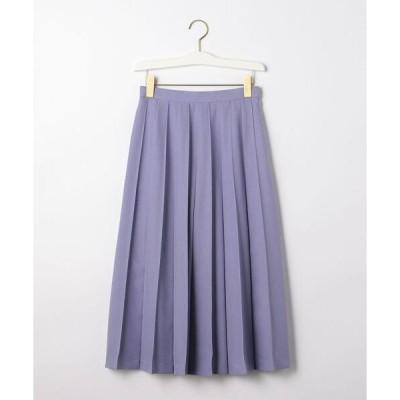 スカート CS monable ピンタック プリーツ スカート