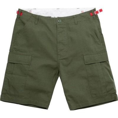 トポ デザイン Topo Designs メンズ ショートパンツ カーゴ ボトムス・パンツ Cargo Short Olive